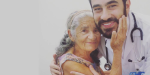 Dona Socorro e Dr João Carlos