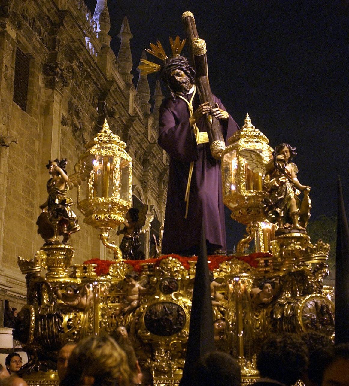 HOLY WEEK; SEMANA SANTA; SEVILLE; SEVILLA; EL GRAN PODER