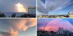 nuvens sinais