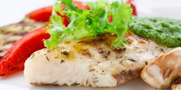 peixe abstinência jejum