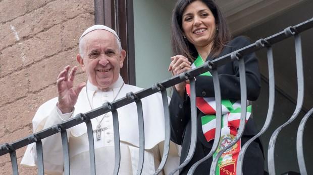 POPE CAMPIDOGLIO