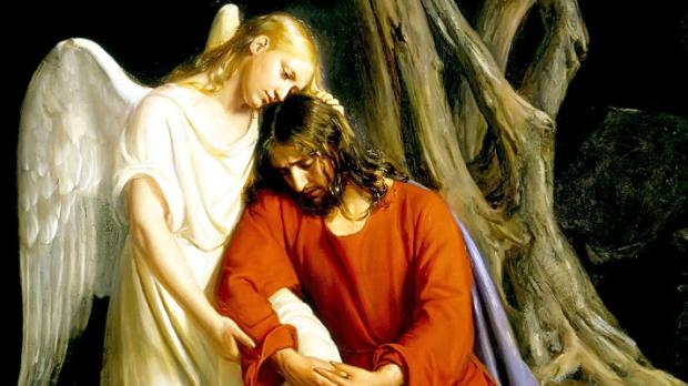 Anjo Jesus Getsâmani