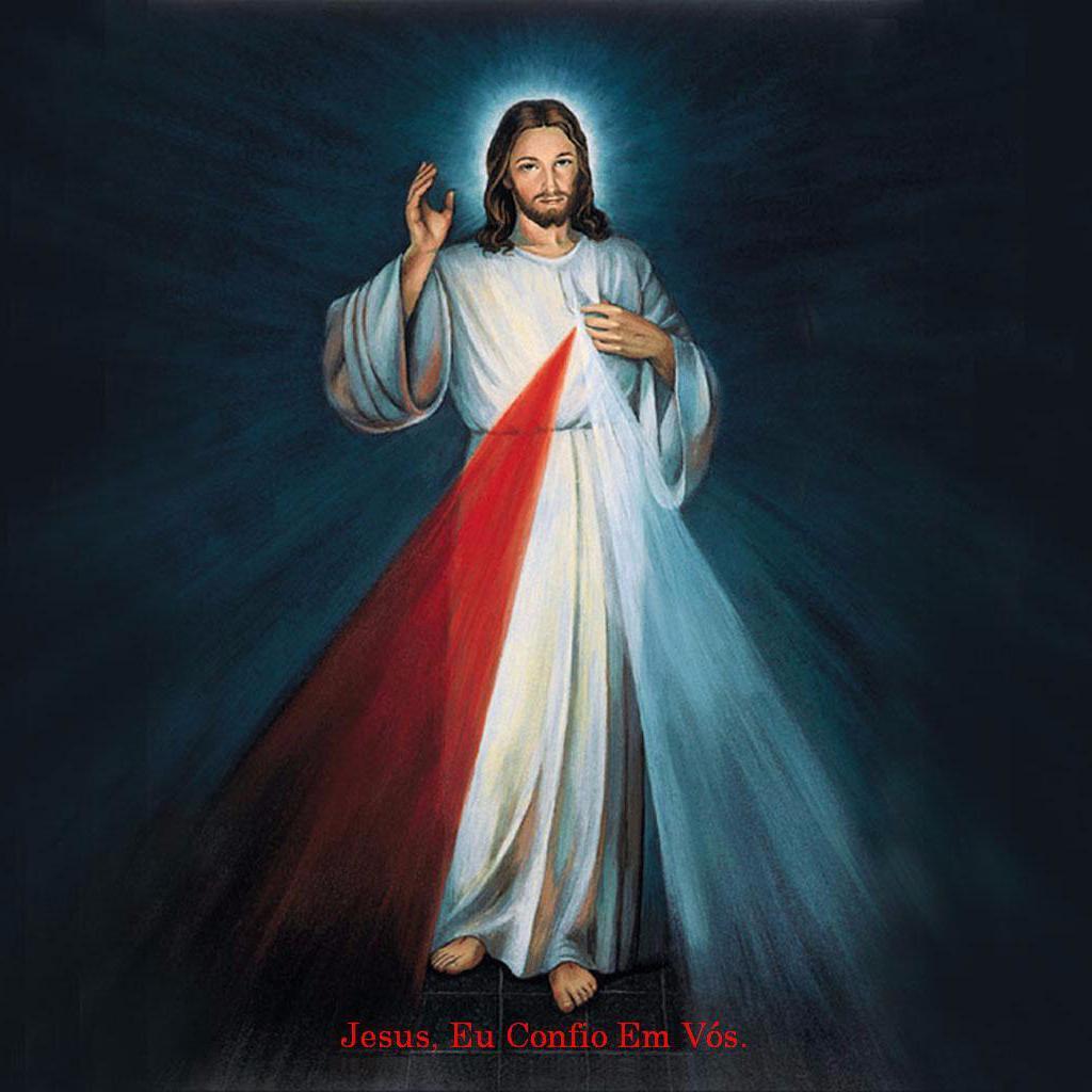Jesus eu confio em Vós