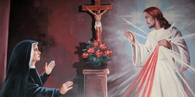 Santa Faustina Kowalska Divina Misericórdia