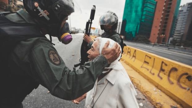irmã Esperanza Venezuela