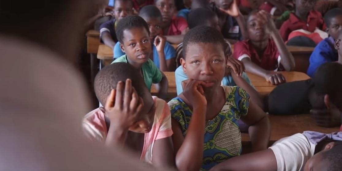MALAWI, GIRL, SCHOOL
