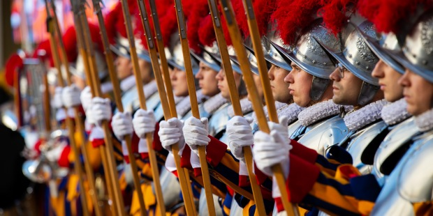 SWISS GUARD OATH