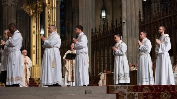 Vocações sacerdotais