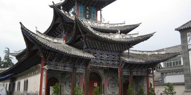 CHURCH IN CHINA