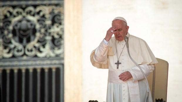 POPE AUDIENCE JUNE 05