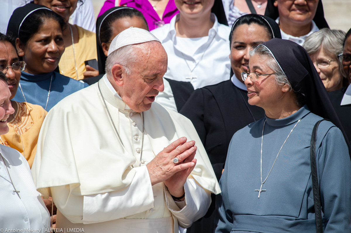 POPE AUDIENCE JUNE 12, 2019