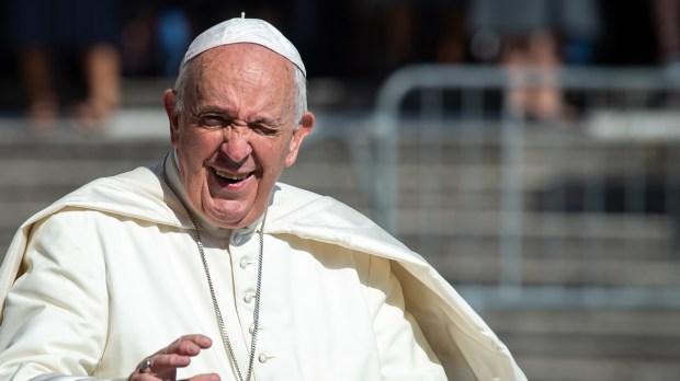 POPE AUDIENCE JUNE 26; 2019