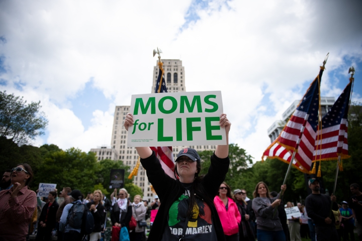 MARCH FOR LIFE,NEW YORK,ABORTION