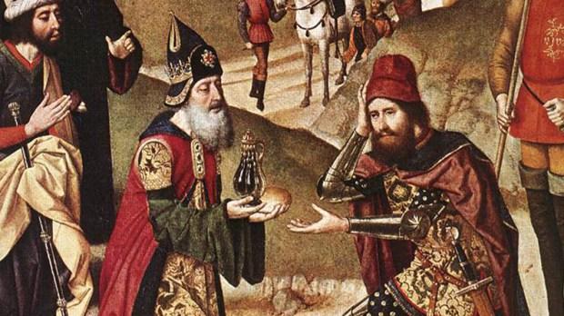 Melchizedek and Abraham