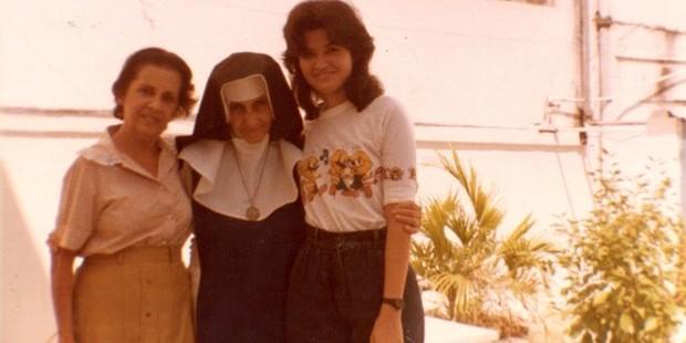 Santa Dulce, sua irmã Dulcinha e sua sobrinha Maria Rita