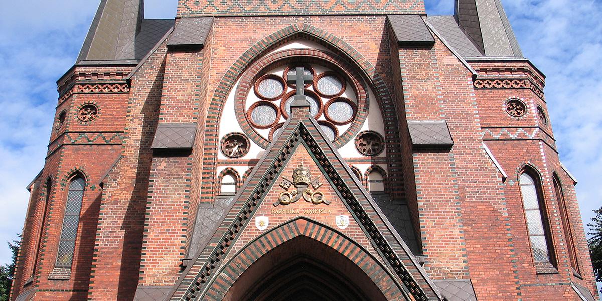 St. John the Baptist parish in Szczecin