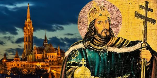 Rei Santo Estêvão da Hungria