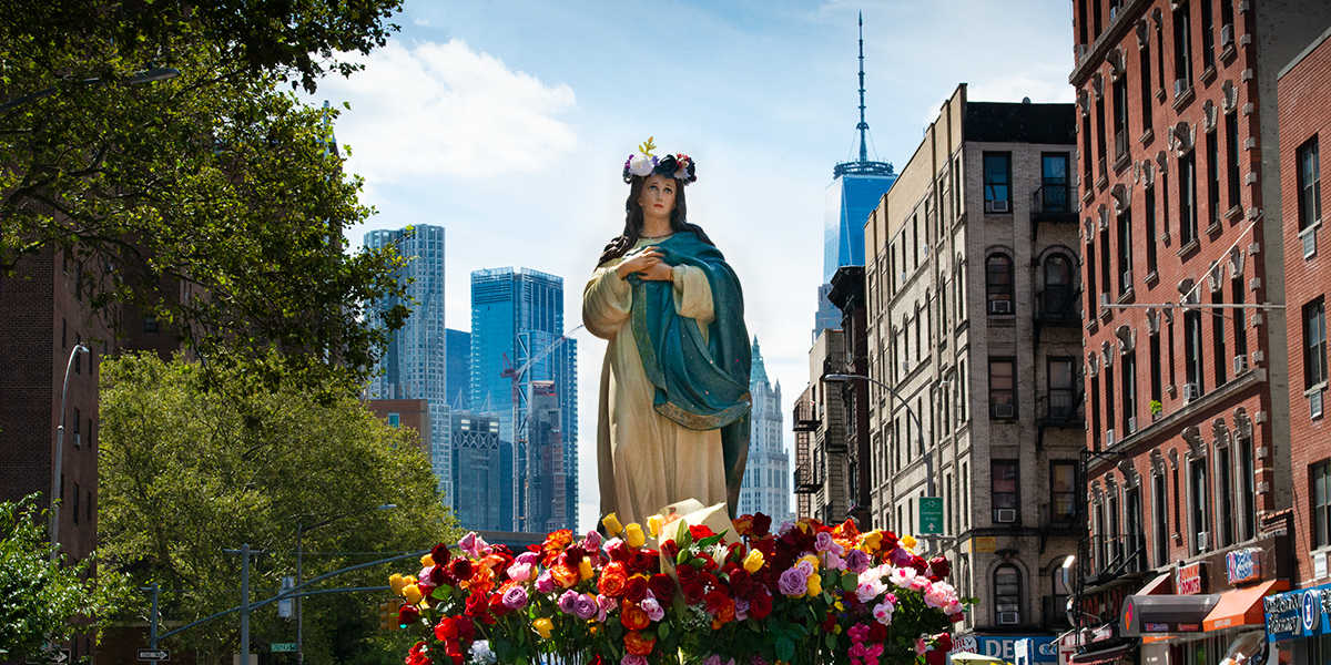 ASSUMPTION,CHINATOWN,CHINA,NEW YORK CITY