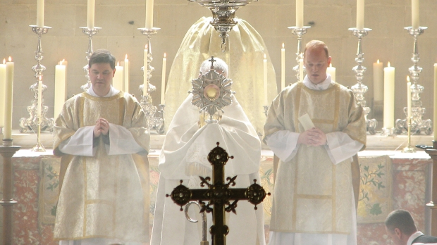 Eucharistic hymn