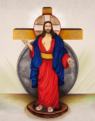 Jesus das Santas Chagas