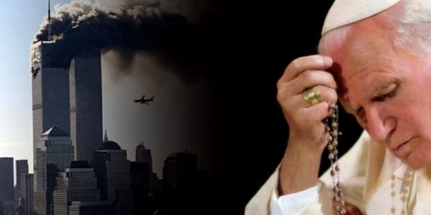 João Paulo II 11 de Setembro
