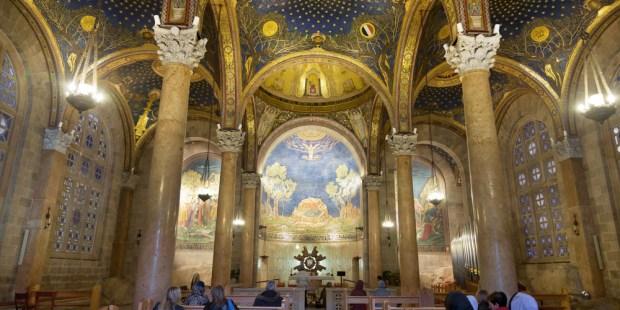 Basílica da Agonia de Jesus ou Igreja de Todas as Nações