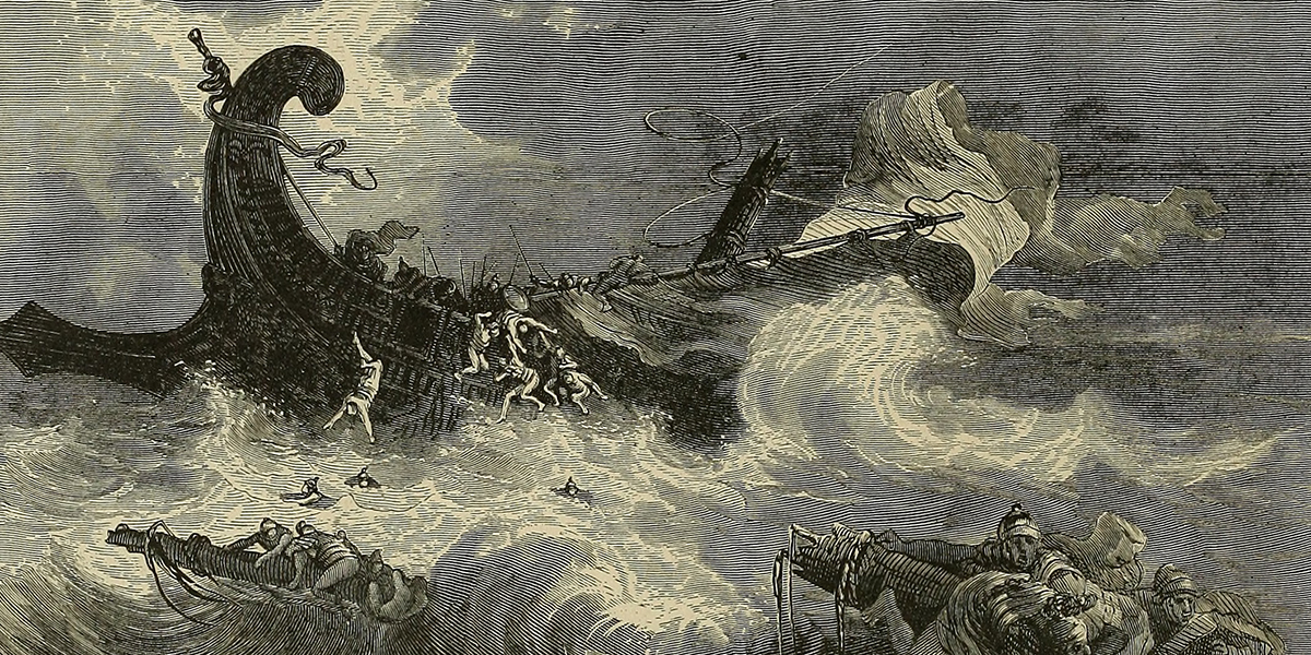 Saint Paul SHIPWRECK