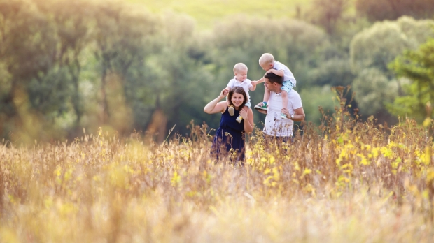 Family - Happy - Children