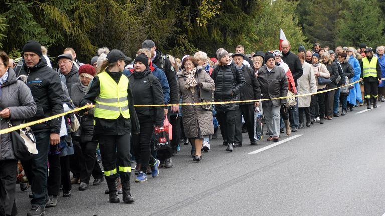 Rosário nas Fronteiras Polônia 2017