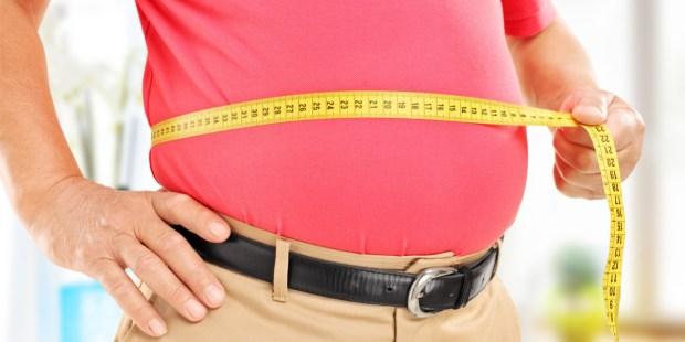 Man - Belly - Diet