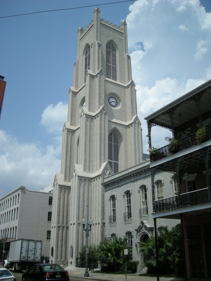 ST PATRICKS; New Orleans