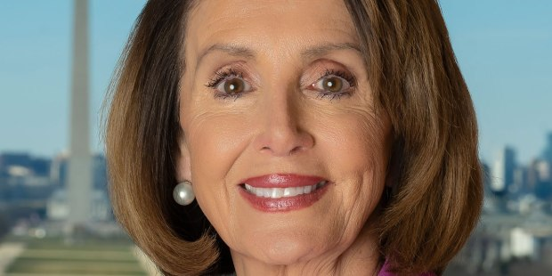 Deputada Nancy Pelosi