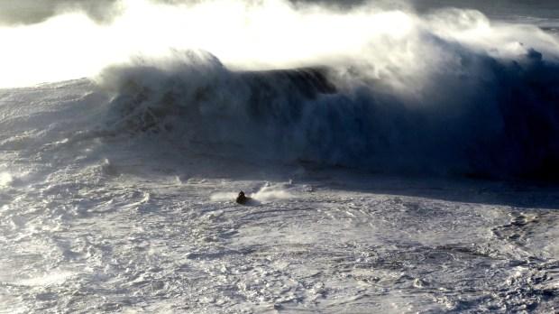 ondas Nazaré