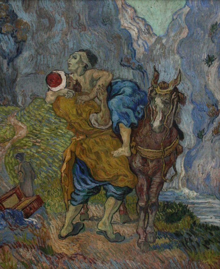 Van Gogh; THE Good Samaritan