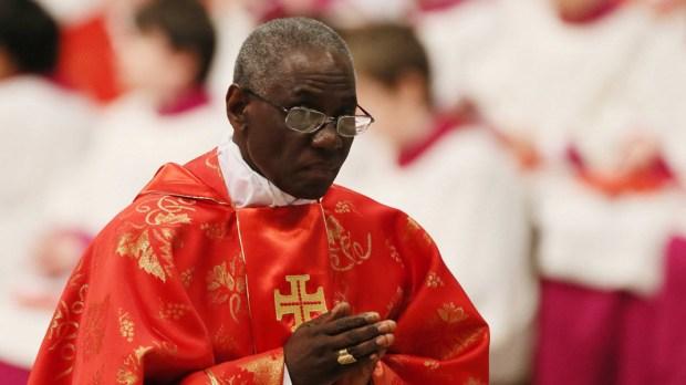Cardeal Robert Sarah