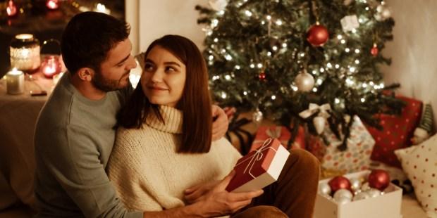 couple christmas