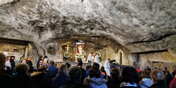 O Monte Italiano Em Que São Miguel Apareceu 4 Vezes