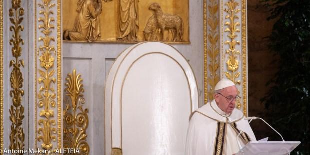 POPE Vespers
