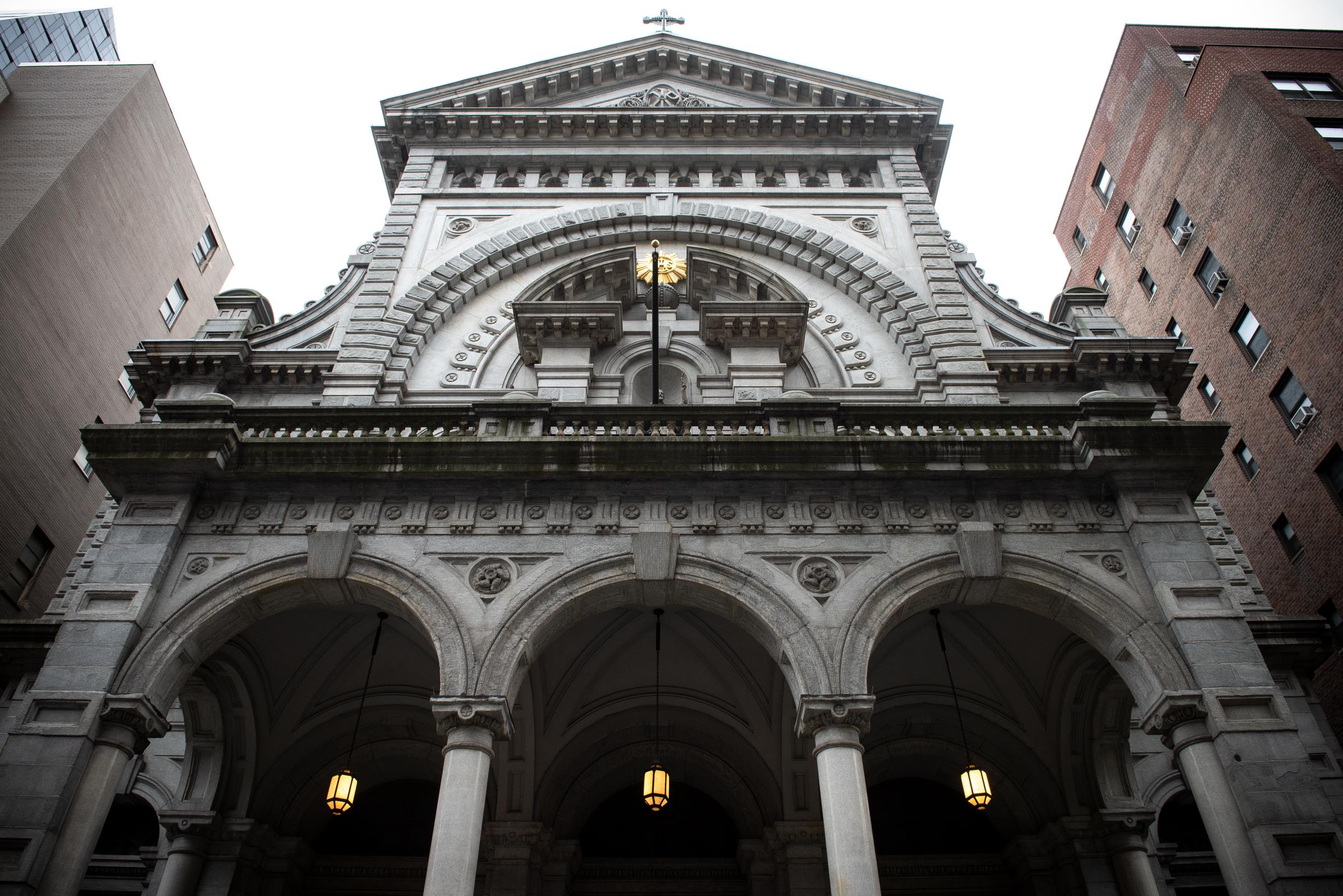 ST FRANCIS XAVIER NEW YORK CITY