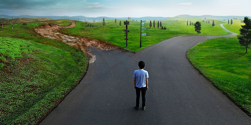 caminho estreito
