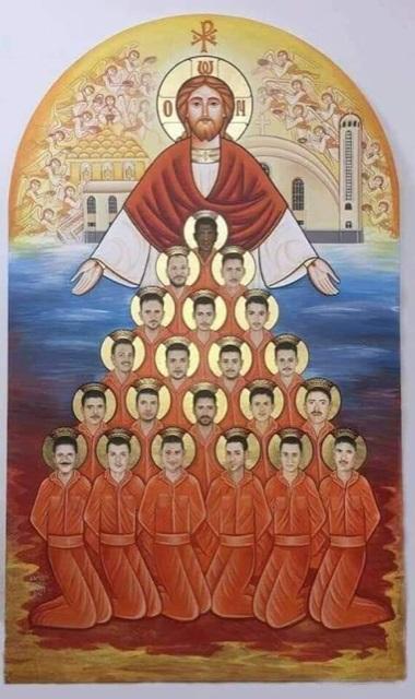 Martírio dos 21 cristãos coptas