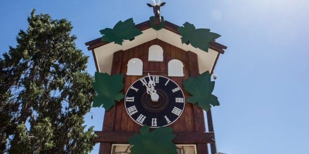 Tempo, torre do relógio