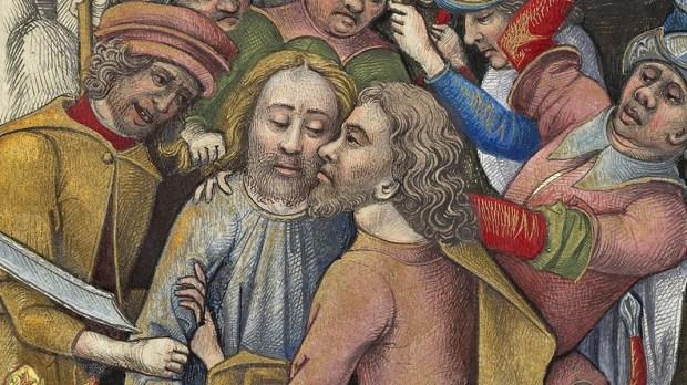 Judas'betrayal