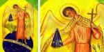 Anjo da Guarda do Brasil e Nossa Senhora Aparecida