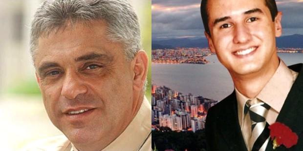 Pe. Leo e Marcelo Câmara