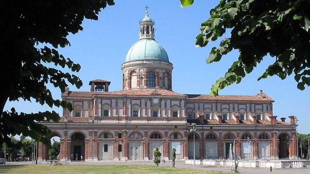 Basílica mariana de Caravaggio