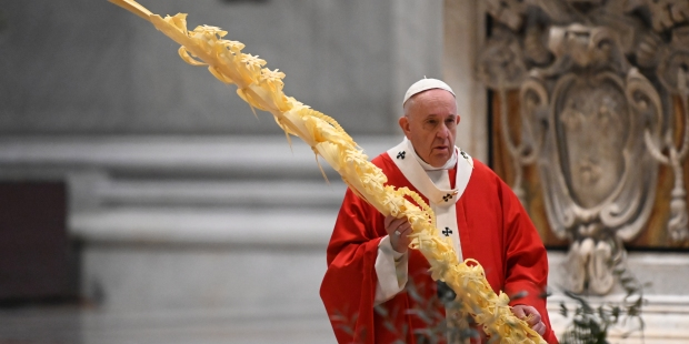 POPE PALM SUNDAY VIRUS