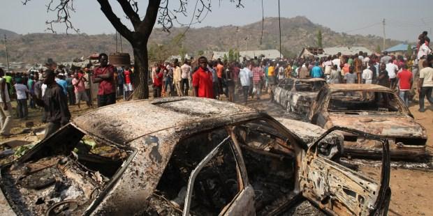 Violência na Nigéria