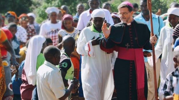 Bispo Dom Luiz Fernando Lisboa