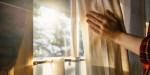 HAND, WINDOW, SUN